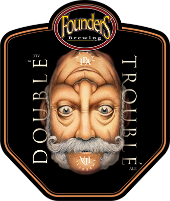 Founders Double Trouble logo